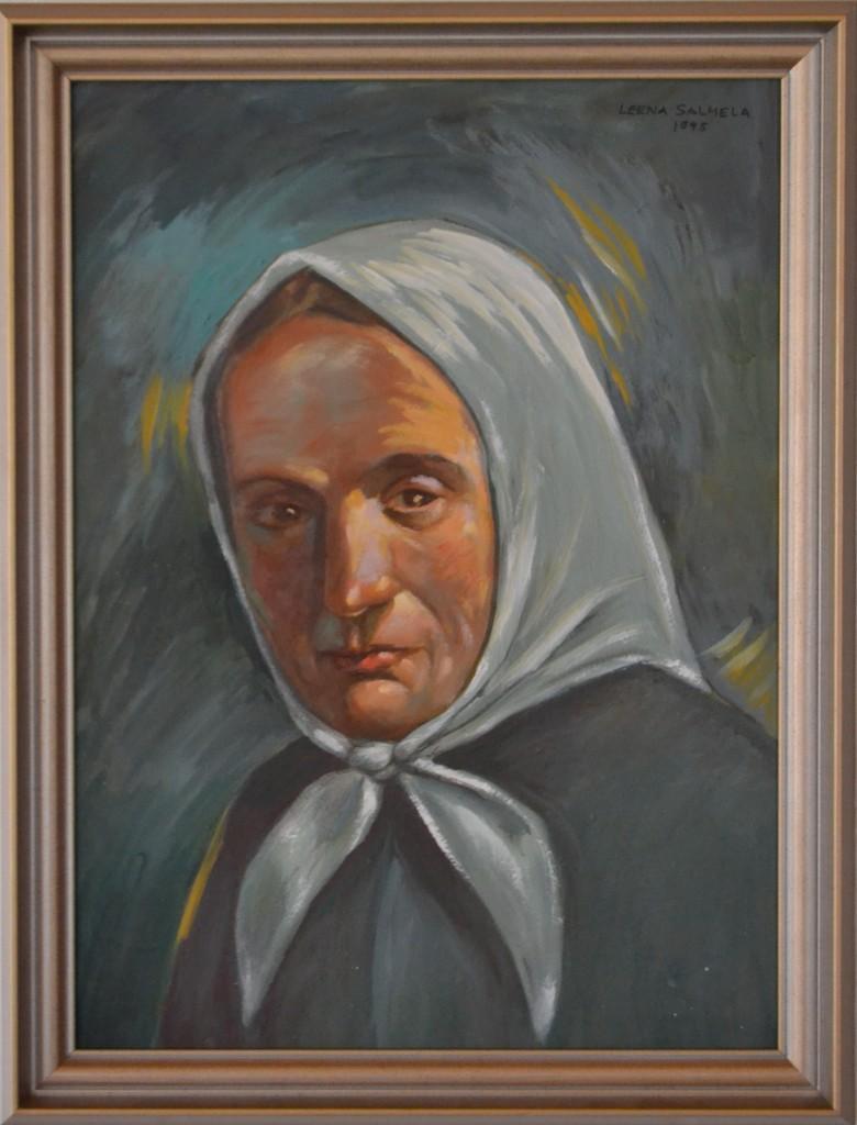 0054 Vanha nainen