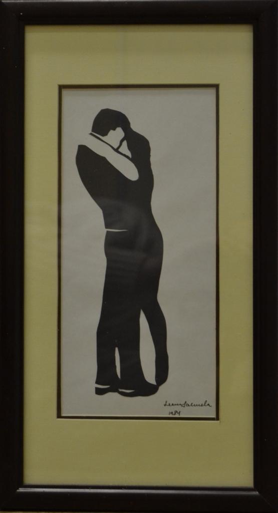186  Suudelma