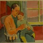 405 Äiti ja lapsi