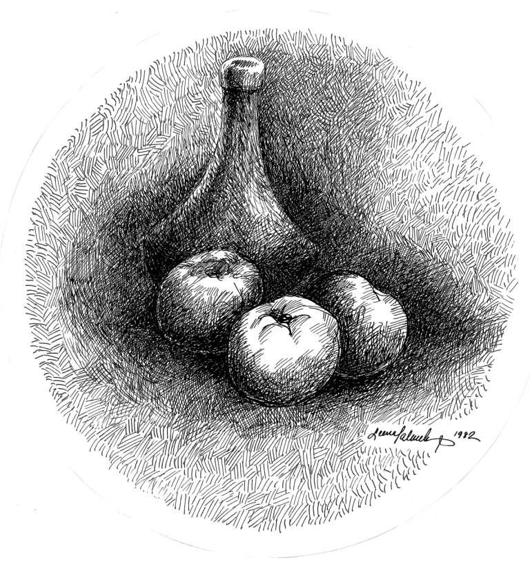 513 (Pullo ja omenat)