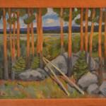 82 Kivikkoinen metsä