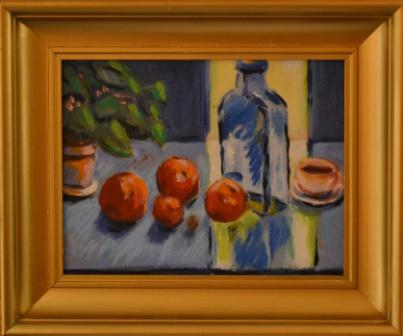 116 Omenoita ja pullo