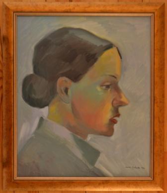 208 (Naisen muotokuva)