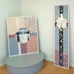 209 Mosaiikkityö I ja II