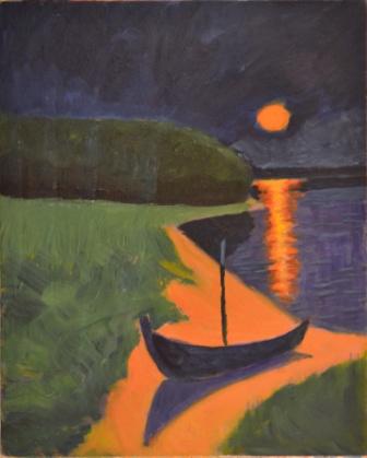 278 (Vene öisellä rannalla)