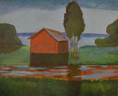 319 (Lato järven rannassa)