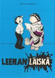 Leenan läiskä - kansi